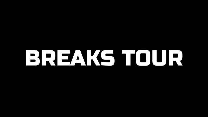 BREAKS TOUR LATVIA 16.03.18 , 17.03.18