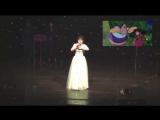 Анна Резникова - Поцелуй (музыка Алексея Гарнизова, стихи Юрия Гарина)