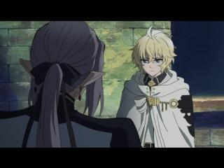 Owari no Seraph - 01 [TV-2] [HDTVRip 720p x264] [Octav  Акварелька]