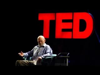 TED Talks: Оливер Сакс. Что галлюцинации говорят о мышлении (2009)