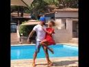 Горячий танец в Сен-Тропе 💃😍🔥