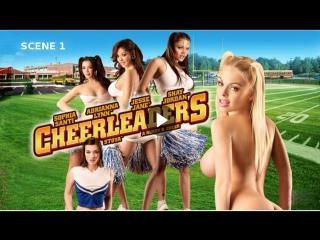Cheerleaders scene 1 Jesse Jane