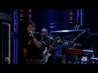 Mike Shinoda - Crossing a Line (The Tonight Show Starring Jimmy Fallon - 2018-06-19)