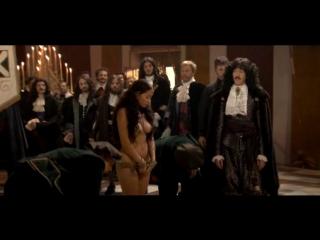 OON, ENF, CMNF, отрывок из исторического фильма  король прибывает с голой рабыней