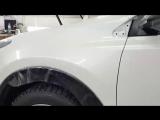 Как защитить новый авто от сколов и царапин