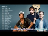 Top 30 Songs Of Bruno Mars, Charlie Puth, Ed Sheeran - Greatest Hits Live Full Playlist