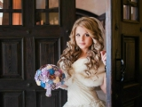 Невесты с моими букетами и аксессуарами, красивые и счастливые!