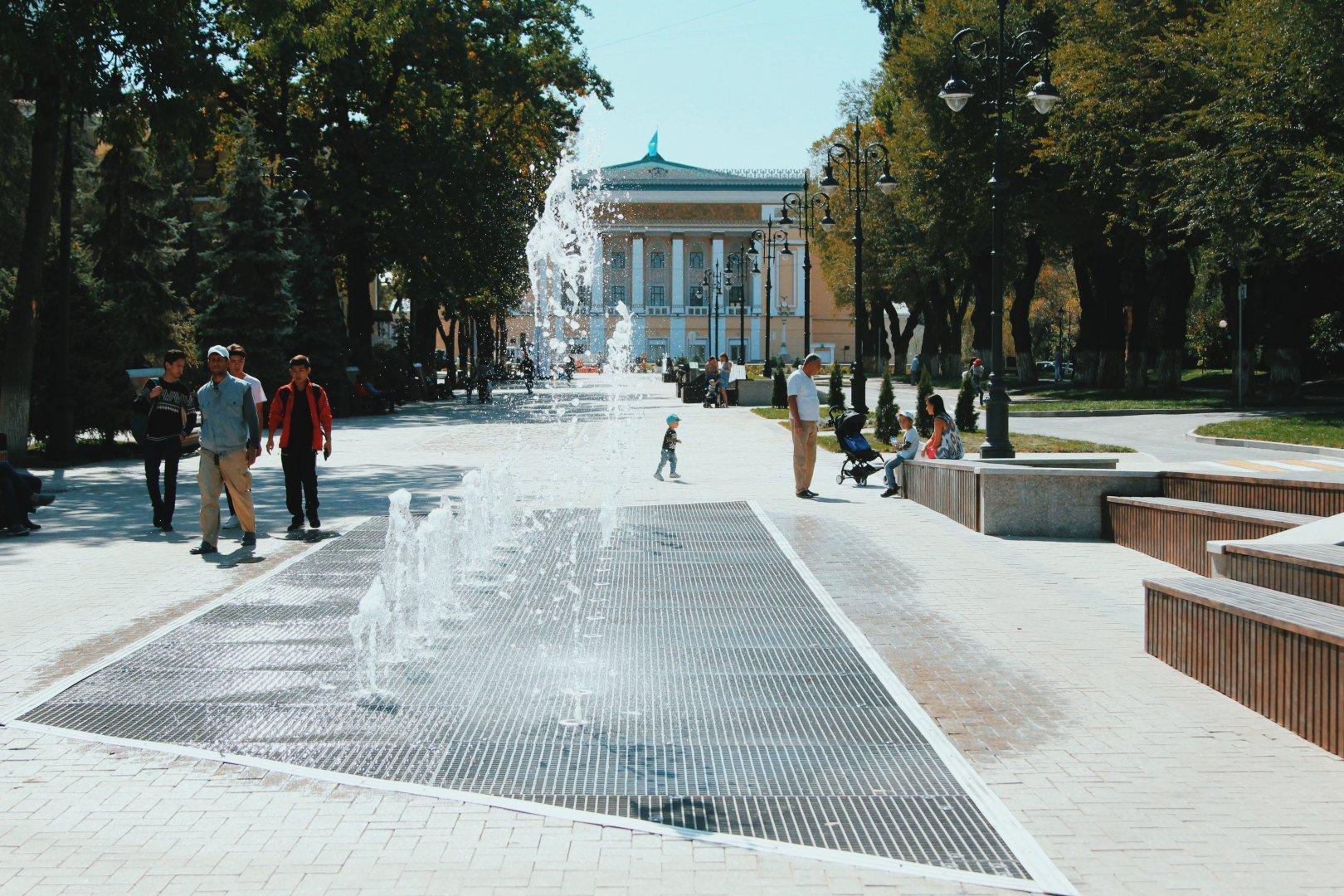 В каждом районе Алматы появится своя улица Панфилова _____ ⠀