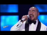 Enkhsukh - When a man loves a woman (The Knock Out) The Voice of Mongolia 2018