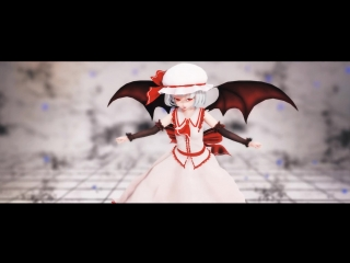 Remilia Scarlet - Unknown mother goose