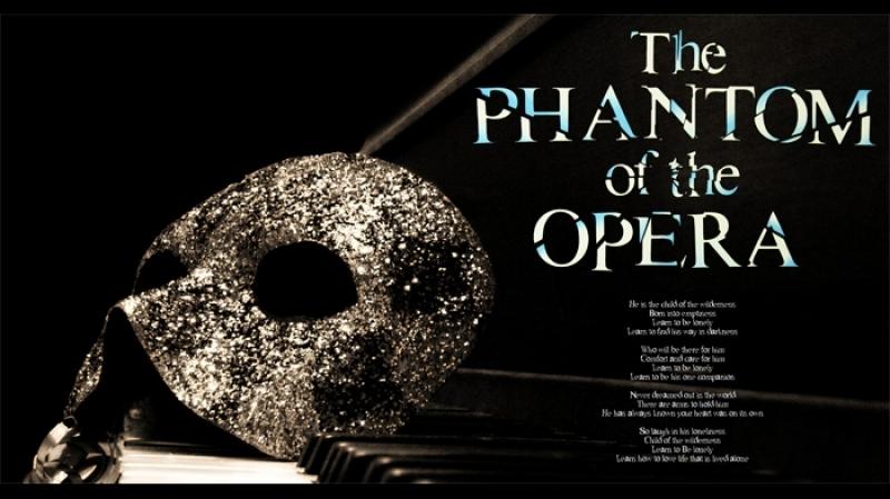 «Призрак Оперы» (англ.