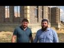 Иса Гьажи, Шапи, сбор на мечеть
