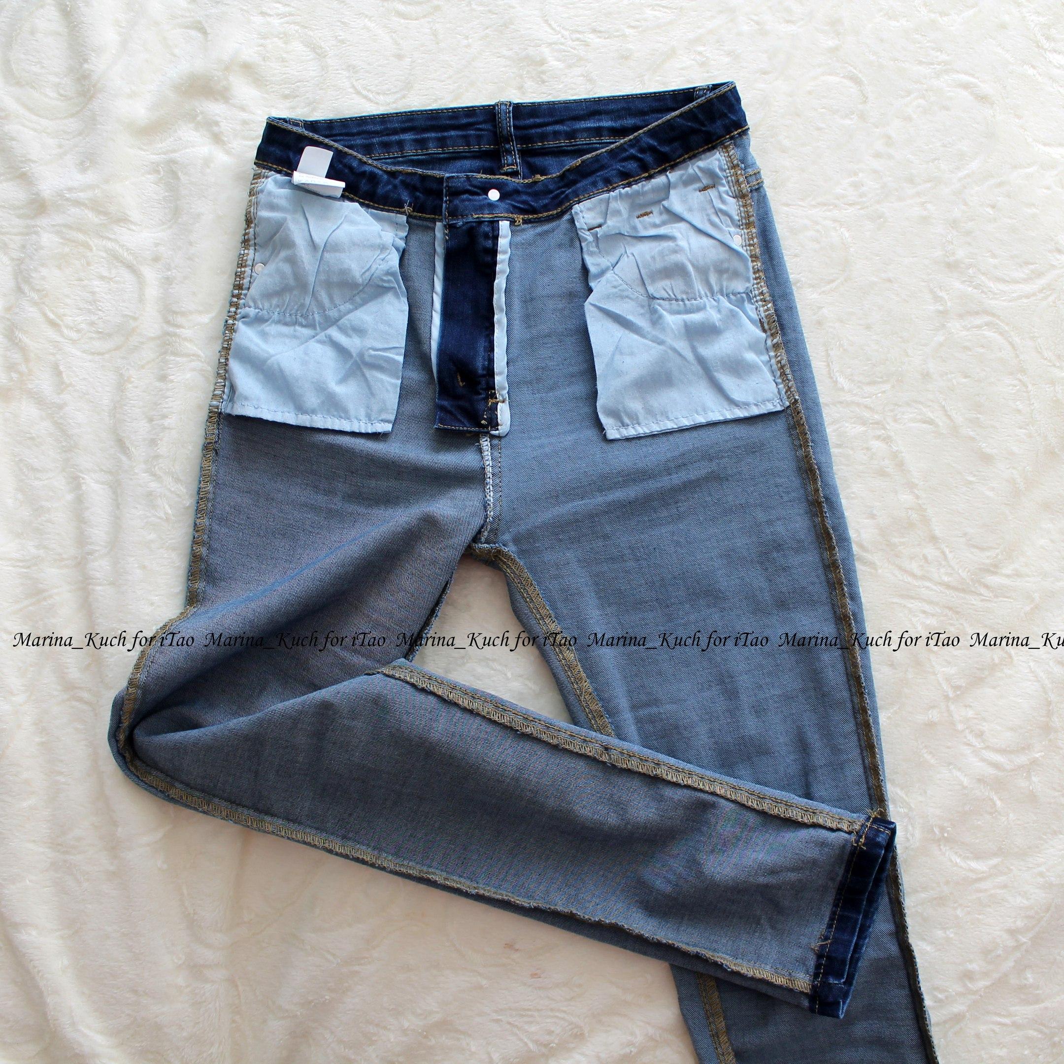 Отличные джинсы с завышенной талией на весну