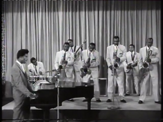 """Little richard - """"long tall sally"""" - from """"dont knock the rock"""" - hq 1956"""