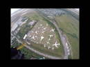 Прыжок с парашютом в музей авиации