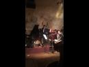 Steven feifke big band at Django jazz club New York