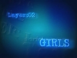 REWIRE - LAYER 02 GIRLS - SERIAL EXPERIMENTS LAIN