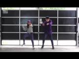 Очаровательные брат и сестра танцуют под хиты 2017 года