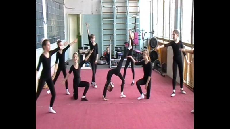 Как все начиналось 10 лет назад! Группа Перфоманс Ритмы Детства Танец Мери Попинс