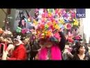 Парад шляп в Нью-Йорке