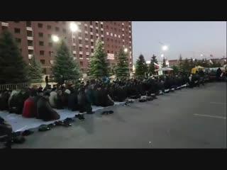 Протест в Магасе. Ингушетия