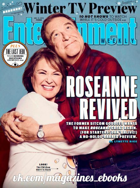 Entertainment Weekly - December 29, 2017