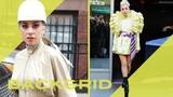 Lady Gaga at Electric Lady Sound Studios in New York!