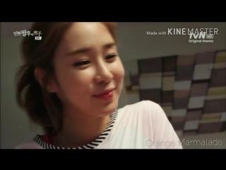 Отрывок из дорамы Рыцарь королевы Ин Хён (Ким Пункто он вообще кто?) 08 серия озвучка GREEN TEA