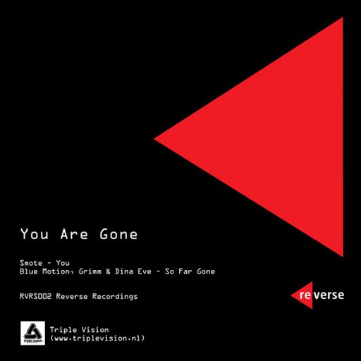 Альбом Blue Motion You Are Gone