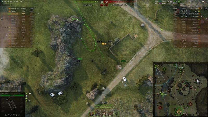 World of Tanks 15.03.2018-фраг без засвета
