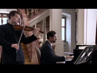 1014 J. S. Bach - Sonata for violin and piano in B minor, BWV 1014 - Frank Peter Zimmermann & Enrico Pace