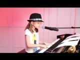9-летняя девочка спела кавер ЛСП - МАЛЕНЬКИИ_ ПРИНЦ