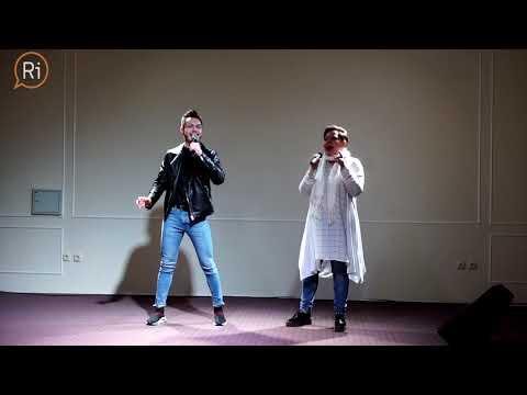 Руслан и Анжелика Ваккасовы судьи финала конкурса Голос Ревды 2018 ри тв