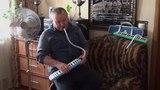 Музыкальный кальян на дешёвой китайской детской игрушке, MY WAY by Claude Francois, Paul Anka.