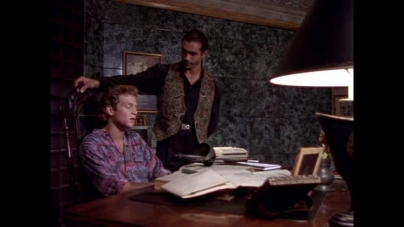 Горец / Highlander (1 сезон, 5 серия) (1992-1993) (фантастика, фэнтези, боевик, мелодрама, детектив, приключения)