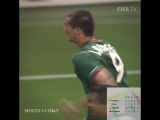 Мексика и США: путь к 1/8 финала ЧМ-2002
