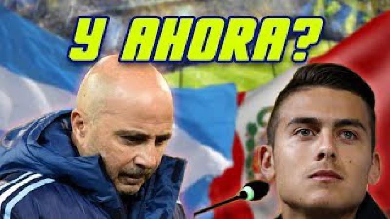 Es difícil jugar con Messi ¡DYBALA SALAME!