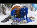 Как космонавты выживают зимой?