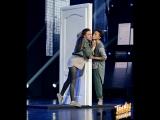 Артём и Алиса Наумовы на шоу-проекте танцы ,,Ты Супер!,, 2017г