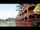 Отплываем на пиратском корабле в открытое море