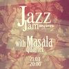 Jazz Jam с Masala Quartet @DeFAQto