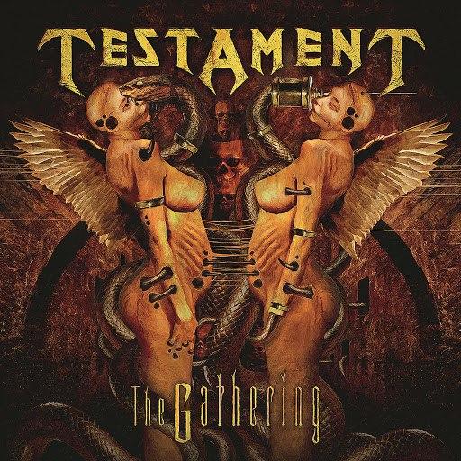Testament альбом The Gathering (Remastered)