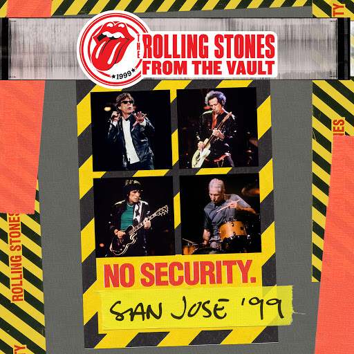 The Rolling Stones альбом From The Vault: No Security - San Jose 1999 (Live)