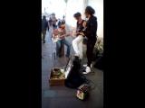 Javier Manik &amp гр.Динамички(070718)на невском с программой Челентаны с моего двора