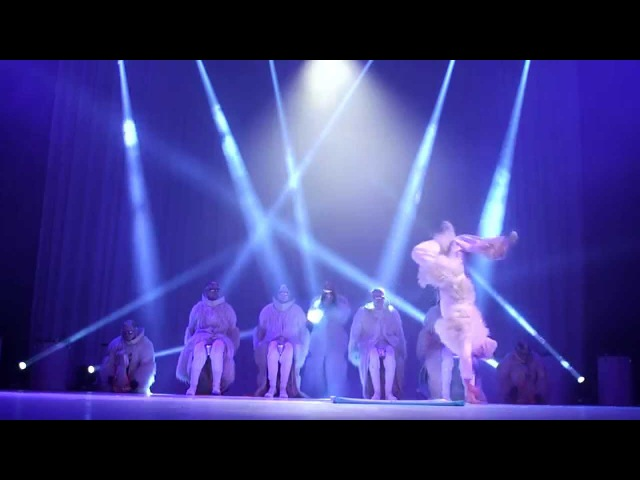 Drumatical Theatre feat B boy Ice