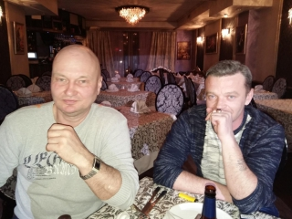 Павел Яковлев (pove) А.Дрюня (Отрывок С Вечера Памяти Лалы ХОПЕР)