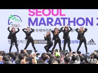 [Fancam] 170319 Hello Venus - I'm Ill @ Seoul International Marathon