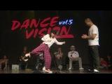 Ringo Winbee Vs Tai - Dance Vision vol.5 Quarter Final