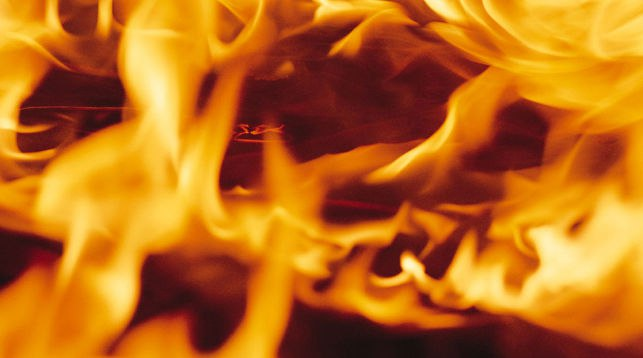В Кобрине из-за пожара в общежитии эвакуировано 12 человек