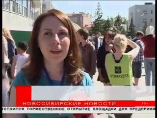 """Девушки-кошки и рыцари встретились на фестивале ZNAКИ (""""Новосибирские новости"""", ..."""